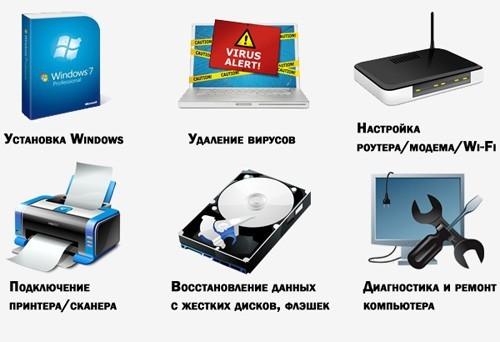 компьютерные услуги Яровое