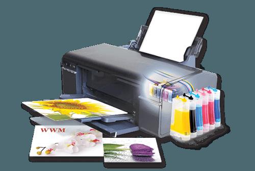 Настройка принтеров и факсов в Яровое